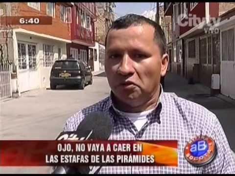 Reaparecen las pirámides|CityTv|Arriba Bogotá|Enero 6