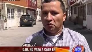 Reaparecen las pirámides CityTv Arriba Bogotá Enero 6