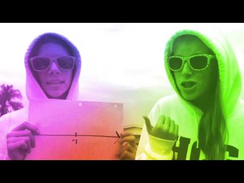 Inequalities Rap Video by Joanna and Coryn