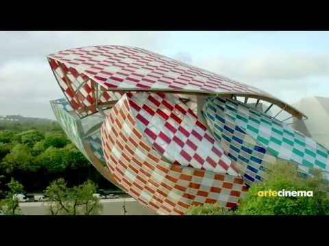 ARTECINEMA 2016 - Daniel Buren L'Observatoire de la lumière à la Fondation Louis Vuitton