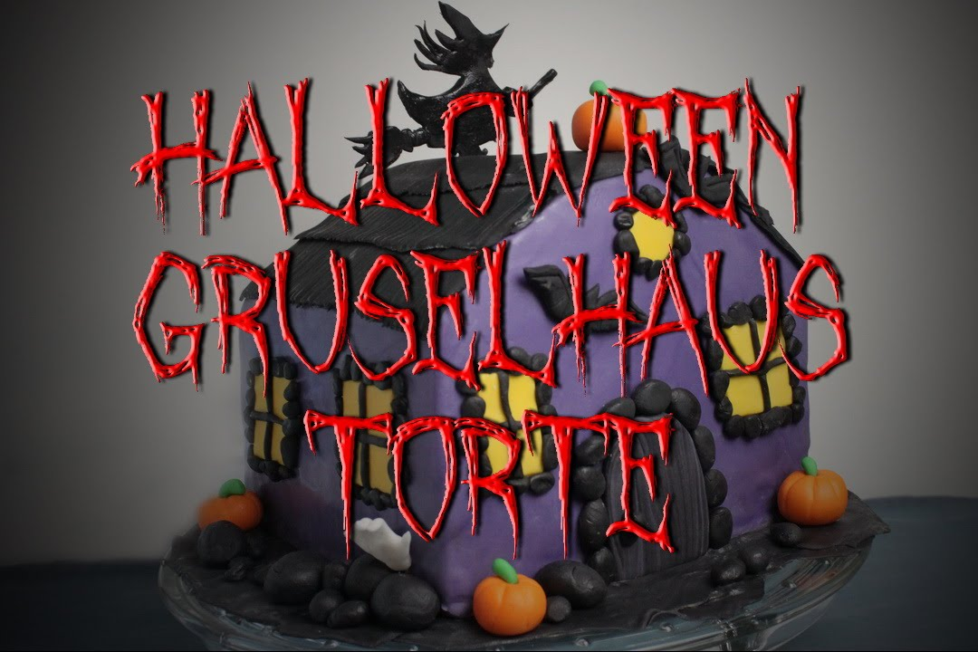 halloween gruselhaus torte halloween essen 3d motivtorte backen f r halloween youtube. Black Bedroom Furniture Sets. Home Design Ideas