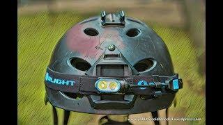 Відео огляд компактного перезаряжаемого налобного ліхтаря Olight HS2.