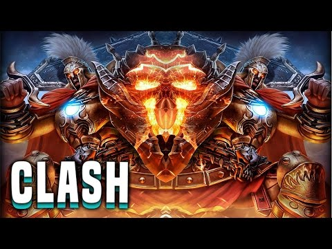Ares Is Insane! (Ares Build) - Smite Ares Clash Gameplay