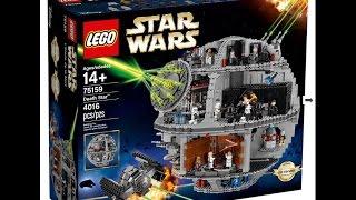 Новая Лего Звезда Смерти 75159 - Обзор на русском языке