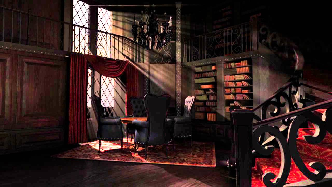 Victorian Interior Flythrough