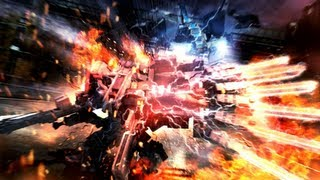 Armored Core V ー OVERED/Ultimate Weapon Day #01【#ACV】
