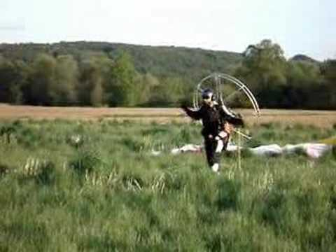 Paramotor my first