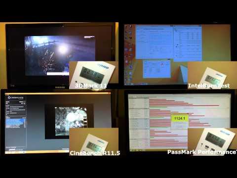 Benchmark And Power Consumption AMD Athlon 5350 ASRock AM1H-ITX