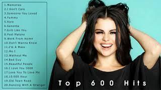 TOP MUSIC 2020 - TOP HITS 2021 - TOP POP SONGS 2022