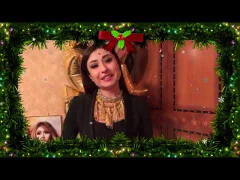 Поздравление зрителей телеканала TVMChannel от Маргариты Позоян