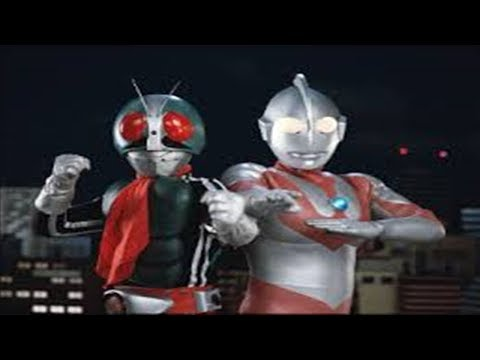 ULTRAMAN VS KAMER RIDER (MOVIE) LEGENDADO