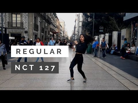 KPOP IN PUBLIC MEXICO NCT 127 엔시티 127 Regular English Ver 🌼 dance cover ; vee orion
