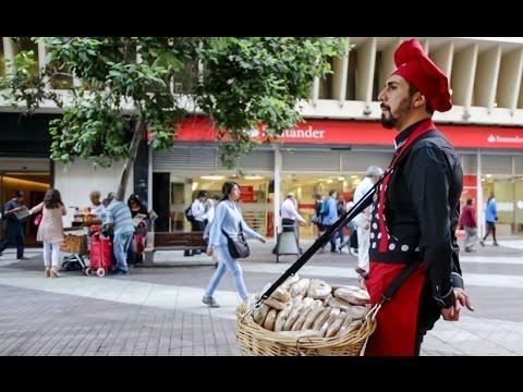 Historias Y Reportajes | El Hombre Que Con Seis Mil Pesos Formó Un Imperio Culinario