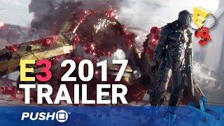 Matterfall PS4 Gameplay Trailer | PlayStation 4 | E3 2017