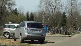 домодедовское кладбище глазами Дим Димыча в HD