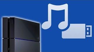 ps4 como escutar musica no seu aparelho