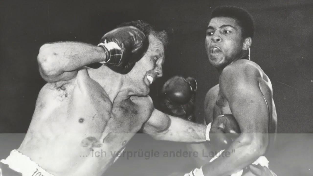 Die Besten Zitate Und Sprüche Von Muhammad Ali Youtube