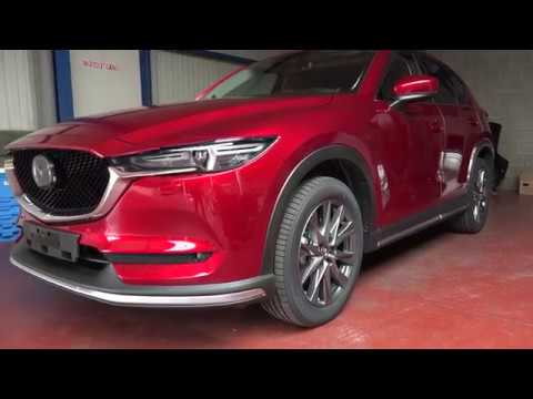 Mounting Accessories On The 4x4 192PK Skycruise Mazda CX 5