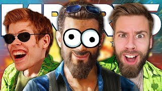 HEJDÅ JOHN SEED | Far Cry 5 Co-op med STAMSITE #34