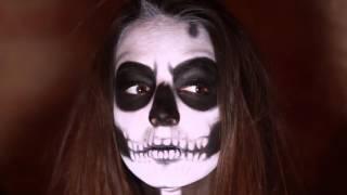 Trucco MakeUp Halloween 2015 HD   Medri Image