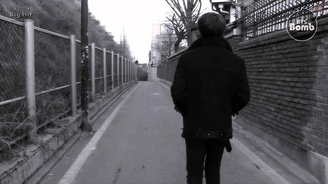 [BANGTAN BOMB] Someone like you (sung & produced by V)