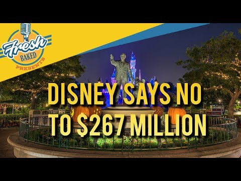 Disney tells Anaheim to keep their tax subsidy- Anaheim agre