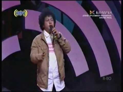 BABE Stand Up Comedy Indonesia 3 Grand Final Putaran 2
