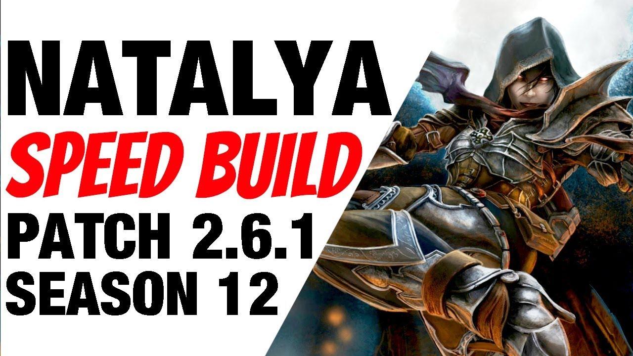 Diablo  Demon Hunter Natalza Build