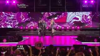 Repeat youtube video 2NE1 - I AM THE BEST + I LOVE YOU (2012 KPOP COLLECTION CONCERT LIVE) [HD]
