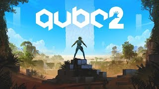 Q.U.B.E. 2 | Official Gameplay Trailer (First-Person Puzzle Adventure) 2018