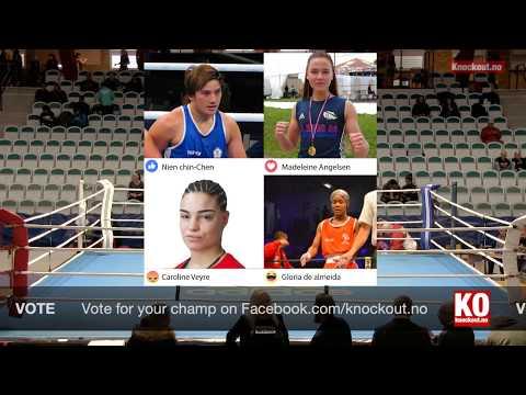 Boxing: Golden Girl 2019 Ring A Finals 2