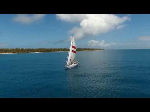 Sail & Run - Desroches Island/Seychelles