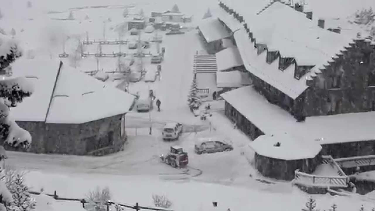 Nevando a toda en llanos del hospital youtube - Spa llanos del hospital ...