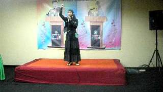 "wakil Propinsi LAMPUNG pada ""Kompetisi & Expo Madrasah Tingkat Nasional II Tahun 2011"""