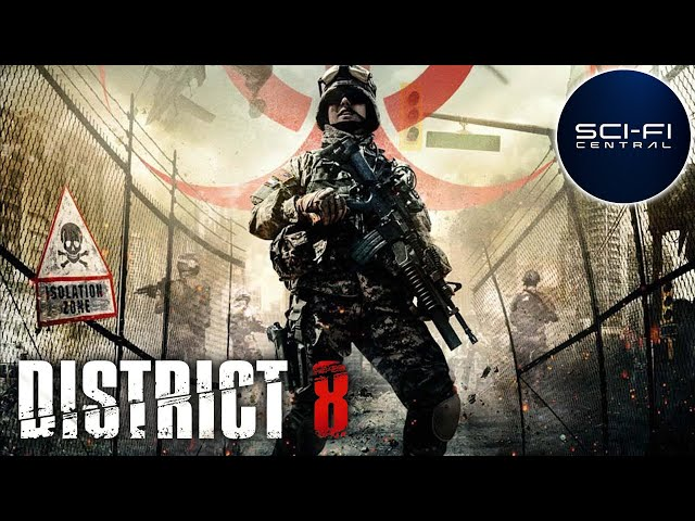 District 8 (Territory 8) | Full Movie Sci-Fi Thriller