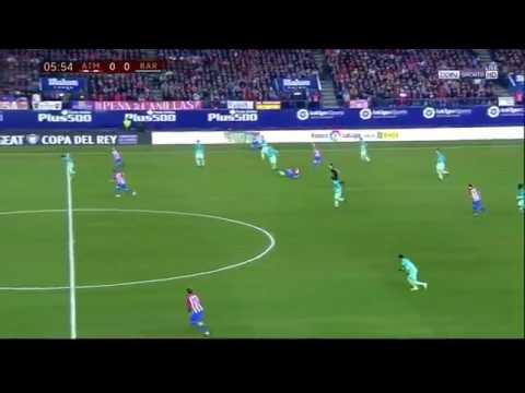 Atletico  Madrid  -   Barcellona  -  1 - 2  -  Highlights  -  La  Liga  -  2016/2017.