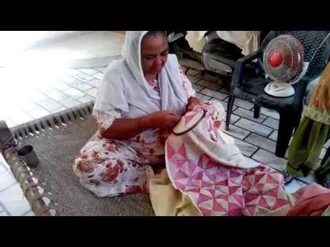 Making Of Phulkari - Punnjab.com