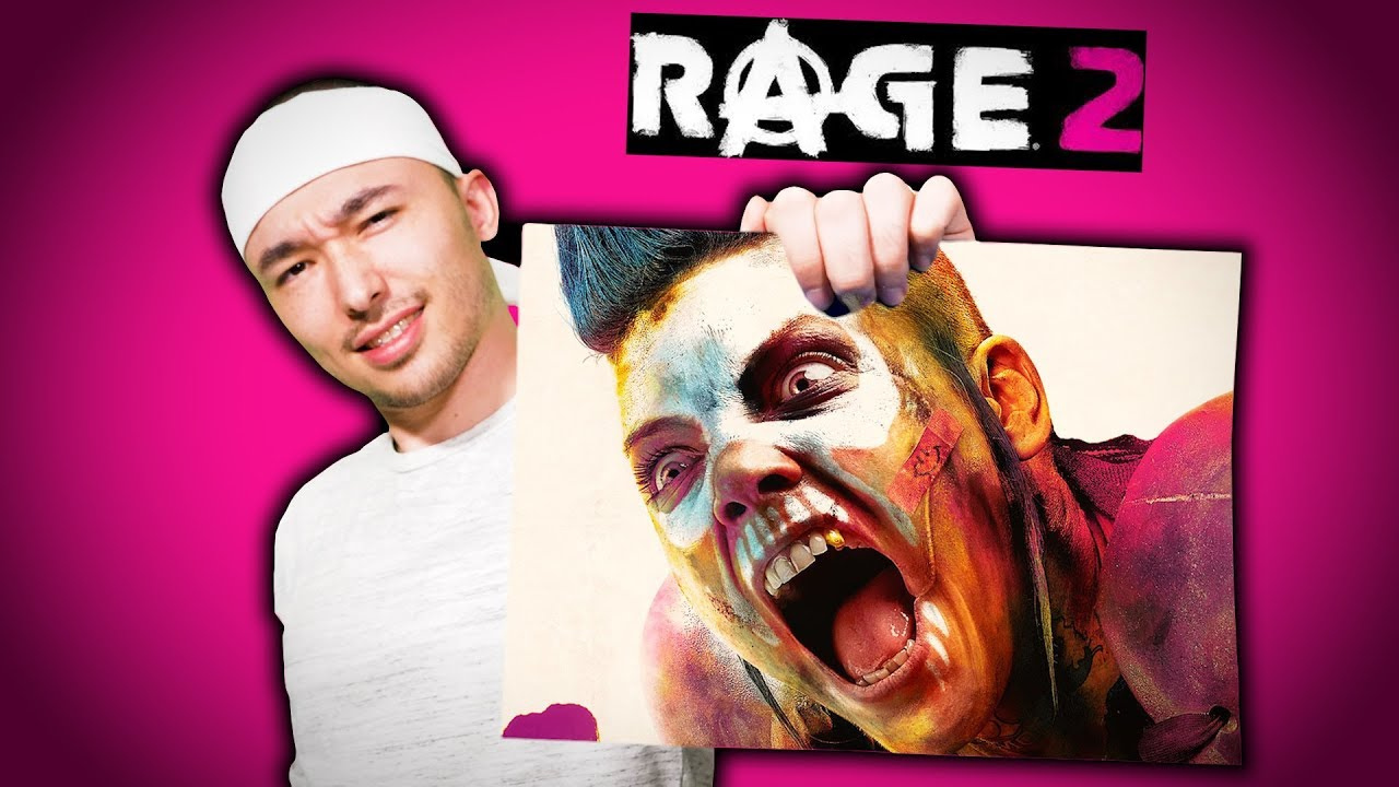 Rage 2 Did NOT Deserve This! thumbnail