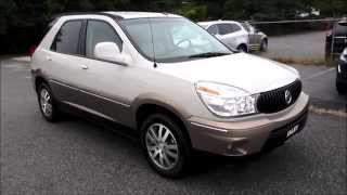 2007 Buick Rendezvous CXL 3.6 Walkaround, Start up, Tour and Overview