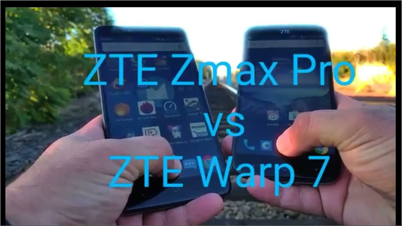 submission for zte zmax pro vs zte max xl looking the