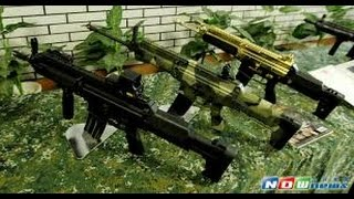 挑戰新聞軍事精華版--台灣武器外銷揭密