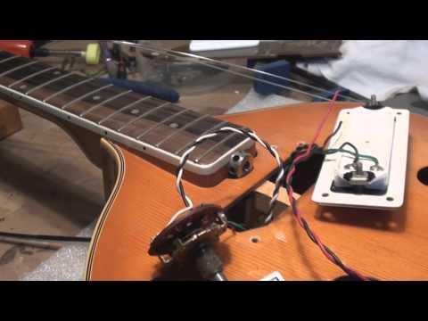 EKO Model 995 Bass Guitar from Italy