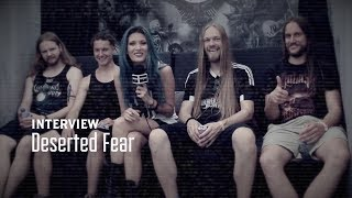 Resurrection Fest 2017 - Interview with Deserted Fear