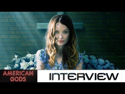 American Gods: Interview mit Emily Browning (Laura Moon) zur Fantasyserie
