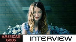 American Gods: Interview mit Emily Browning (Laura Moon) zur Fantasyserie