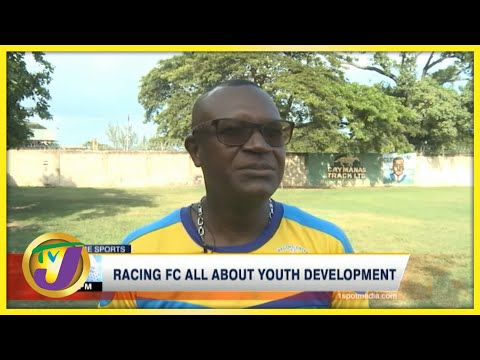 Racing FC All About Youth Development - August 8 2021