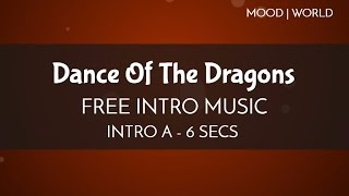 Free World Travel Intro Music - 'Dance Of The Dragons'' (Intro A - 6 seconds)