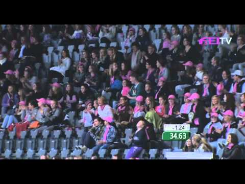 Rolex FEI World Cup 2011/12 - Oslo News