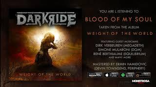 DARKRIDE – 02 – Blood Of My Soul // Official Album Track 2019