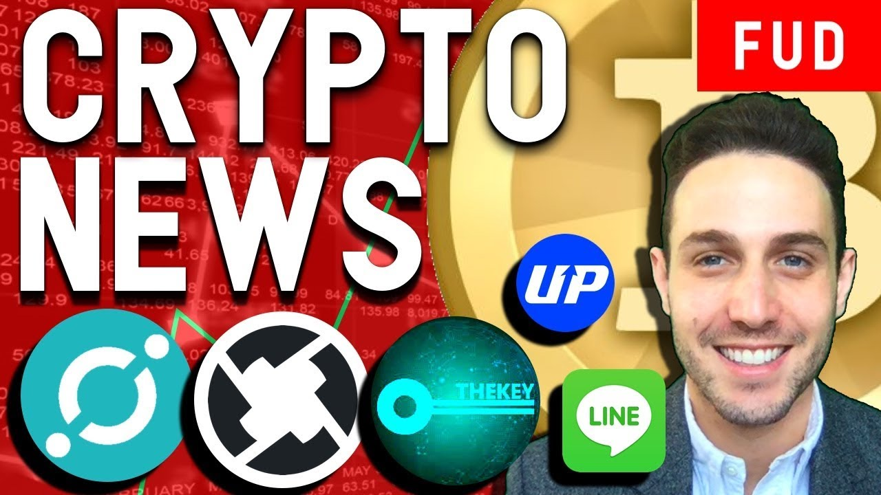 ICON Partners LINE, UpBit clears FUD, Coinbase Goes Institutional $ZRX $XLM $TKY